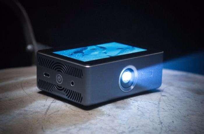 Карманный проектор, который передаст изображение лучше, чем -плазма-
