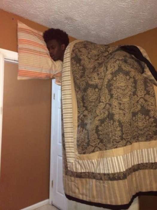 18 -вырвиглазных- селфи, ради которых люди готовы реально лезть на стену