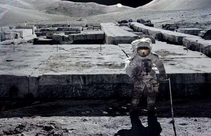 10 странных странных фактов о Луне, которые не могут объяснить современные учёные