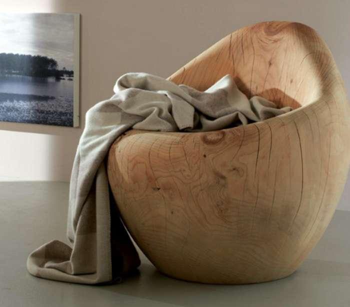 Безукоризненные вещицы из натурального дерева, которые создадут атмосферу тепла и уюта (19 фото)