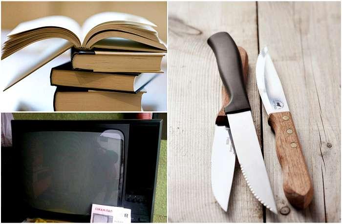 Вещи, которые выдают в хозяйке -Плюшкина- и превращают дом в свалку (20 фото)