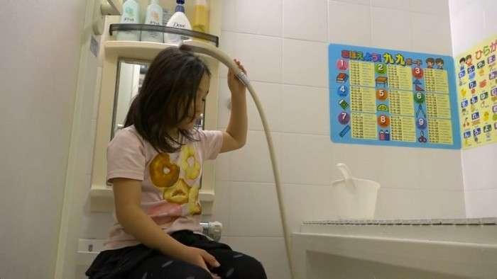 10 вещей, подсмотренных в японской ванной, которые нам бы очень пригодились