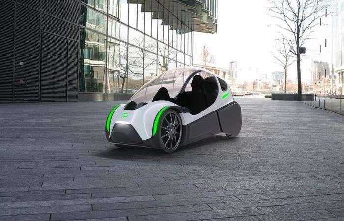 Создан первый велосипед-гибрид, который не уступит по комфорту автомобилю