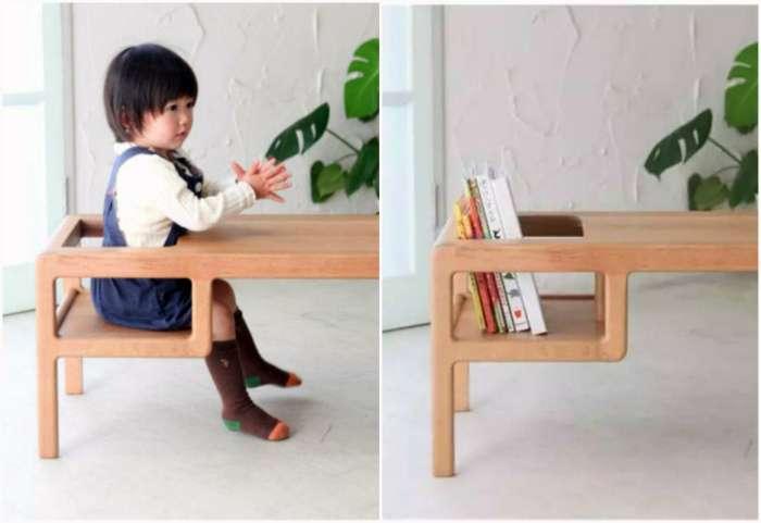 -Трансформеры- и другие практичные предметы мебели, которые тут же захочется приобрести и себе (17 фото)