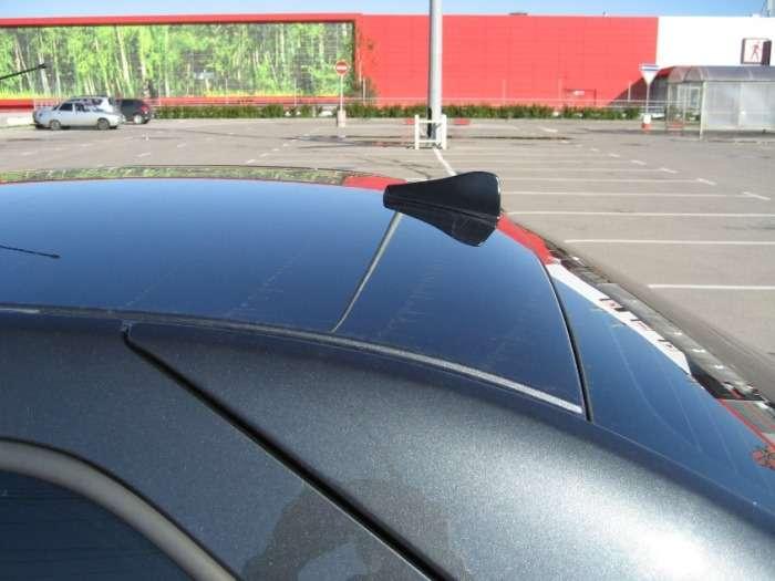 Почему важен и для чего нужен Shark Fin - -плавник- на крыше автомобиля