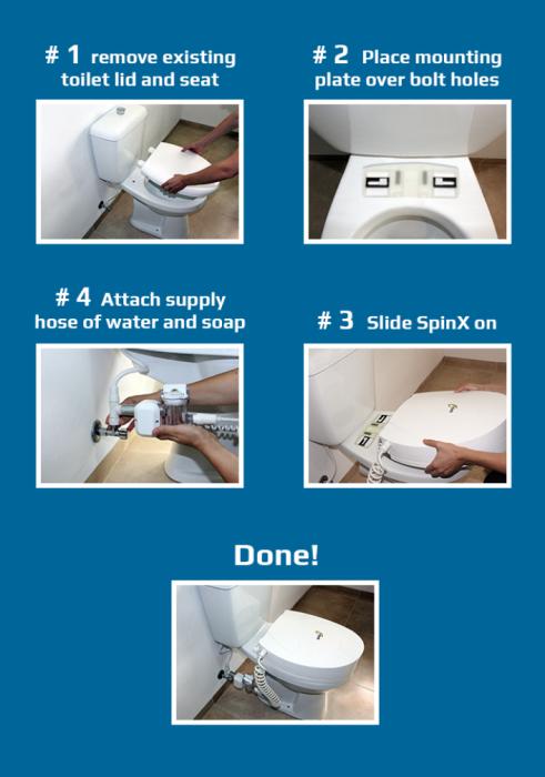Грязная работенка: Туалетный робот, который возьмет на себя ненавистную хозяйкой обязанность