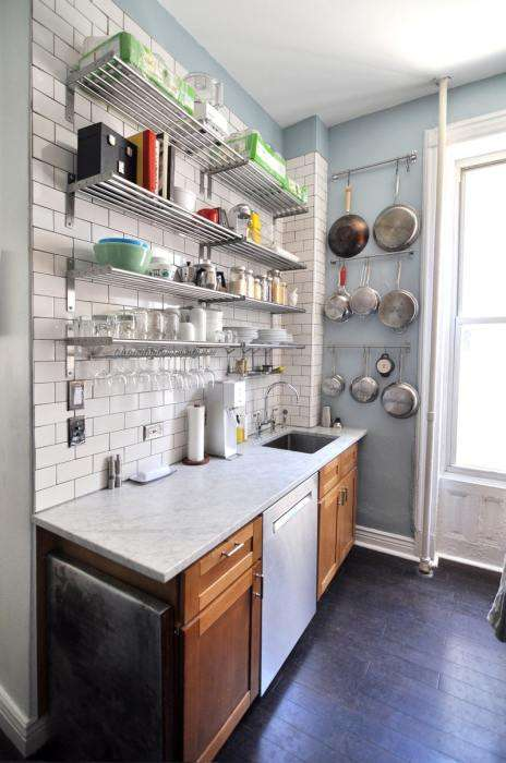 15 оригинальных идей рационального хранения, которые помогут навести порядок на кухне