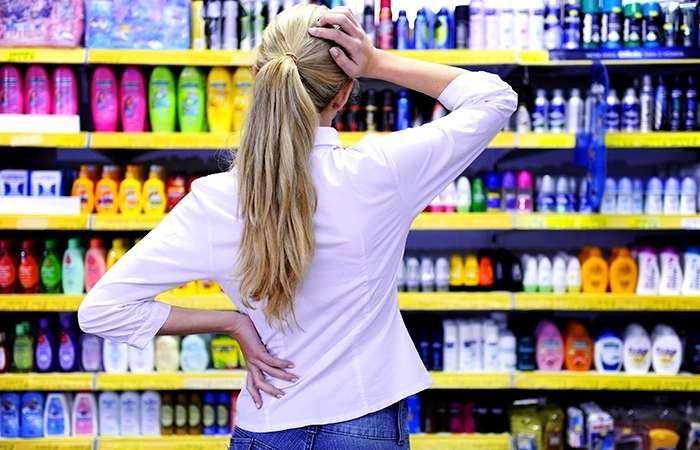 Неожиданная причина, почему 95% женщин моет голову неправильно