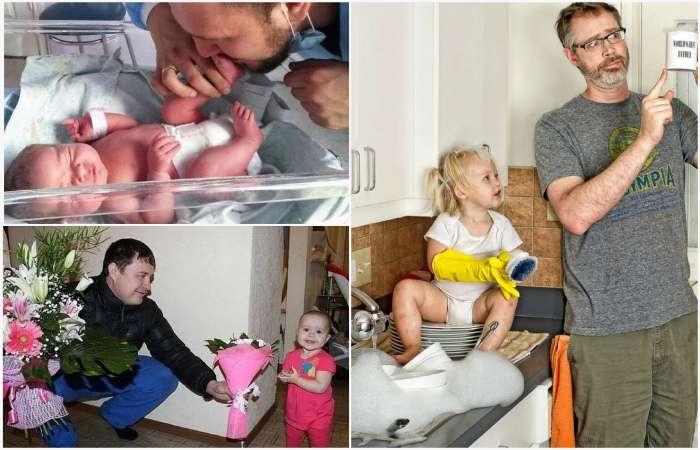 17 трогательных фотографий о взаимоотношениях отцов и их маленьких принцесс