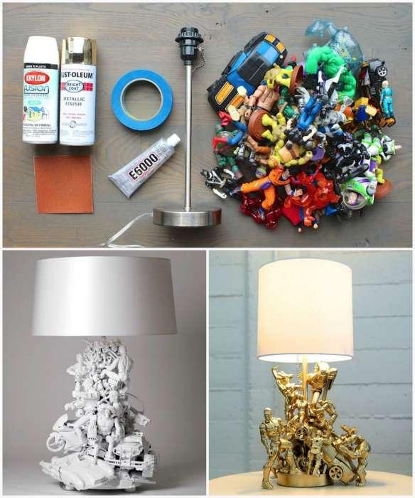 18 авторских вещей для дома, которые можно сделать своими руками