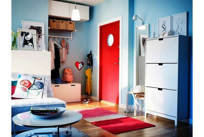 Актуальные идеи обустройства прихожей, которая станет визитной карточкой вашего дома (19 фото)