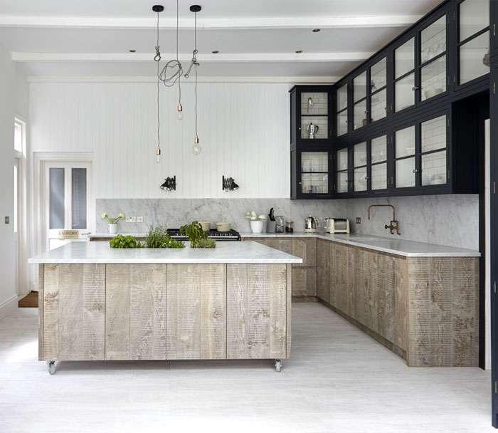 Как обустроить кухню в лучшем виде: Модные фишки, которые будут в тренде в 2018-м году (30 фото)