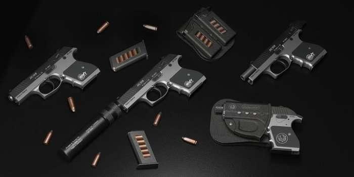 Не Калашниковым единым: белорусы сделали пистолет, который уделает -буржуйский- Glock