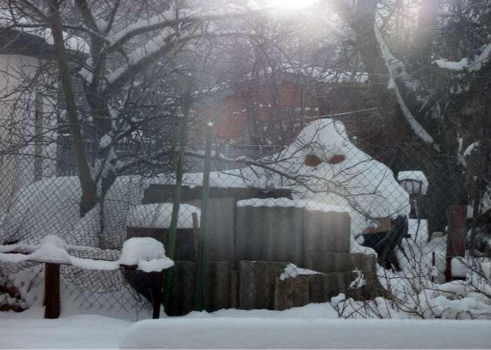 Зимние проделки природы, которая чудит не по-детски (17 фото)