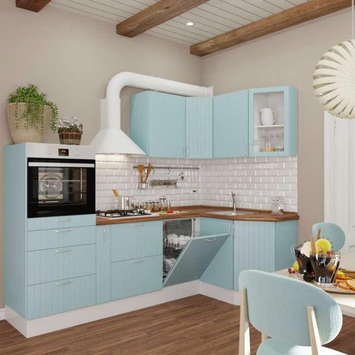 Кухни леруа фото в интерьере