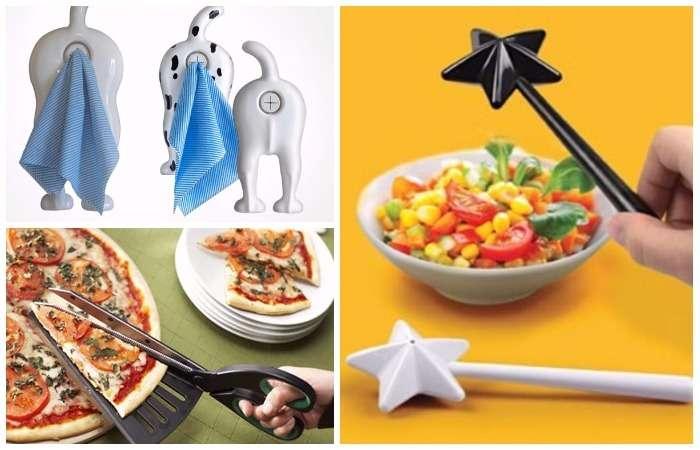 15 забавных девайсов для кухни, которые можно смело дарить на Новый год
