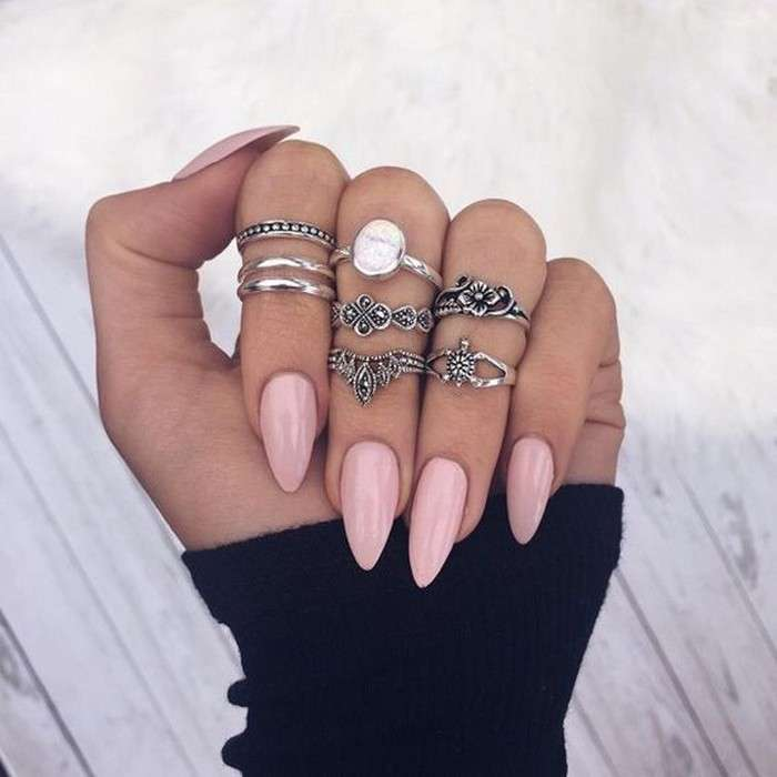 8 модных форм ногтей, о которых нужно знать всем любительницам маникюра (16 фото)