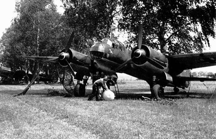 Под Санкт-Петербургом поисковики нашли Юнкерс - -универсальный- самолет Третьего Рейха
