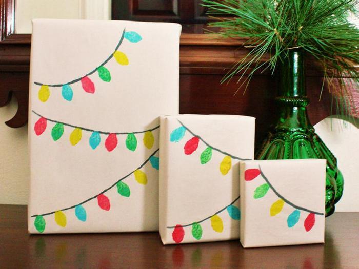 Необычные и доступные упаковки для новогодних подарков, которые легко сделать своими руками (45 фото)