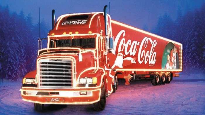 Фото-загадка: Какие символы зашифровали на этикетке зимней -Кока-колы-