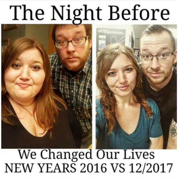 Как изменилась жизнь пары после одного -правильного- желания под Новый год