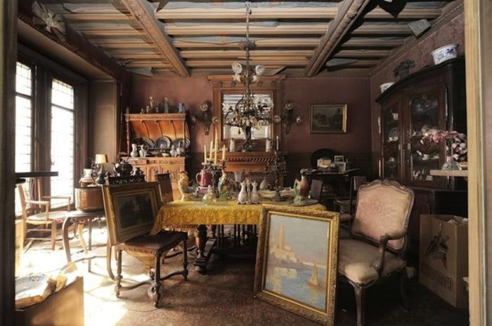Тайна, которую раскрыли через 70 лет: Наследникам досталась квартира, запертая на ключ с 1939 года