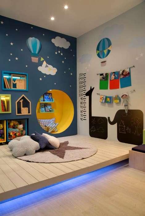 18 идей, которые помогут превратить детскую в островок счастья, радости и комфорта