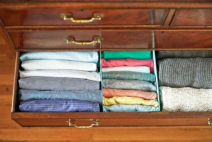 17 простых идей, которые наведут порядок в вещах и существенно увеличат возможности платяного шкафа