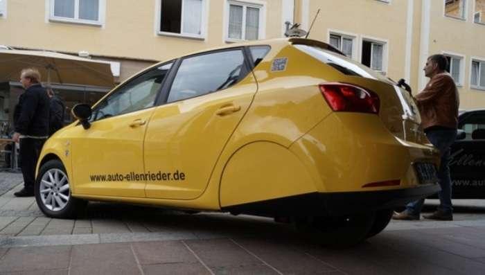 Усовершенствованная Skoda, за руль которой официально можно сесть уже в 16 лет
