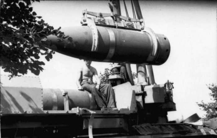 Супермортиры фюрера, в существование которых СССР отказывалось верить до самого конца