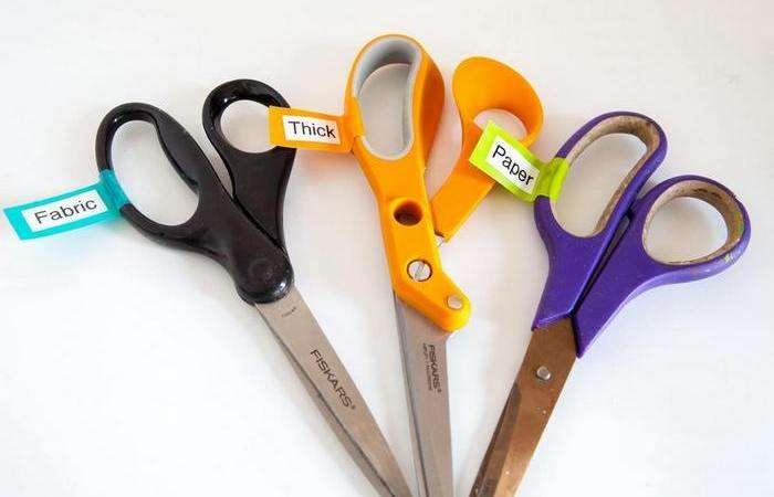 Подробная инструкция: Как заточить ножницы за 1 минуту, чтобы были острее, чем новые