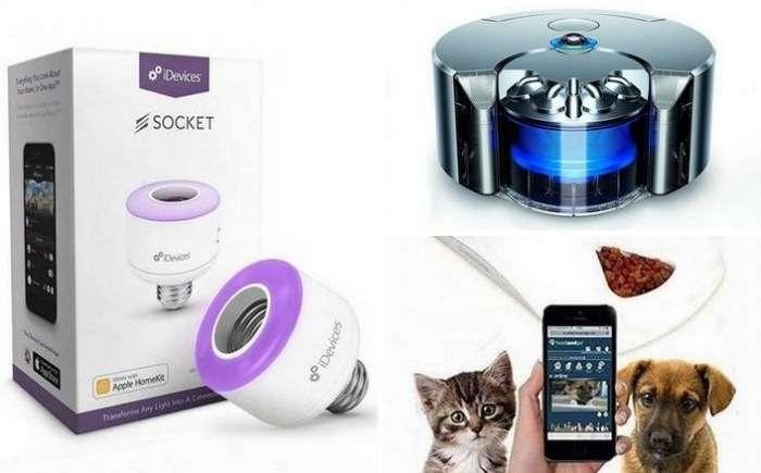 10 интеллектуальных устройств, которые пригодятся в каждом доме