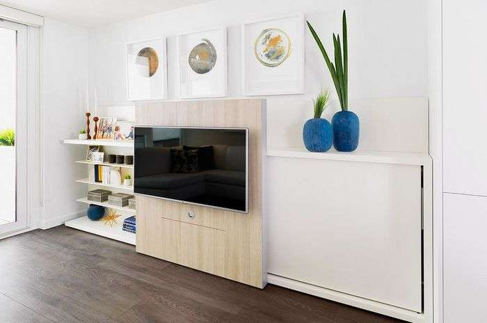 -Умная- мебель, которая сделает интерьер функциональным даже в маленькой квартире