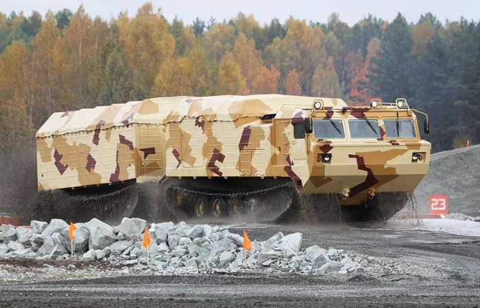 10 советских вездеходов, которыми можно было гордиться