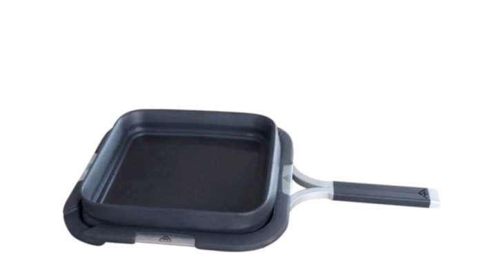 Портативная солнечная печка, которая заменит полноценную плиту в походах и не только
