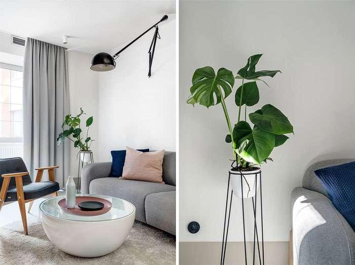Выжать пользу из каждого сантиметра: Практичный дизайн в квартире площадью всего 30 кв. метров