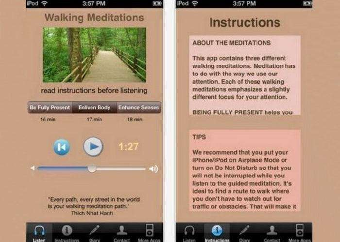 8 приложений для смартфона, которые научат медитировать как настоящий йог