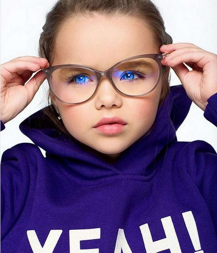 Анастасия Князева : Самая красивая девочка в мире