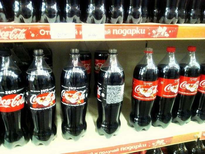 Лайфхак: бесплатный приз от Coca-Cola