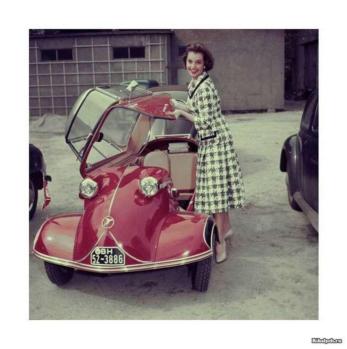1957: мгновения из жизни мира в ретрофотографиях