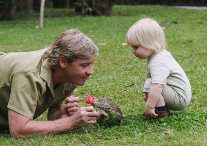 Роберт Ирвин: Сын Стива Ирвина продолжает дело отца