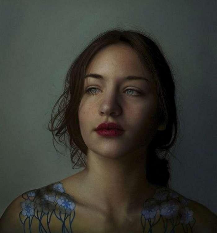 Марко Грасси: самые гиперреалистичные портреты