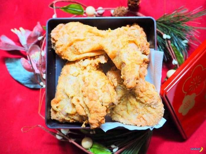 KFC и Рождество в Японии