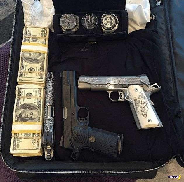 Мексиканские наркобароны в Инстаграме