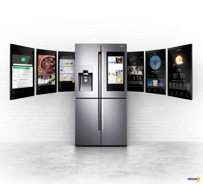 Поговори с холодильником!
