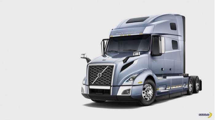 Электрический тягач от Volvo уже скоро