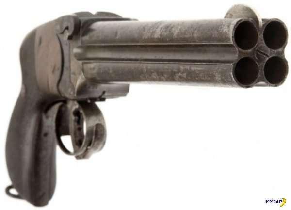 Всякое странное оружие