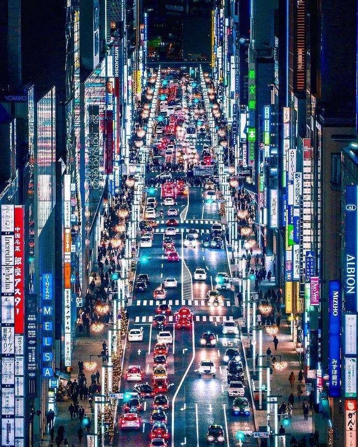 Города мира встречают 2018 год (21 фото)