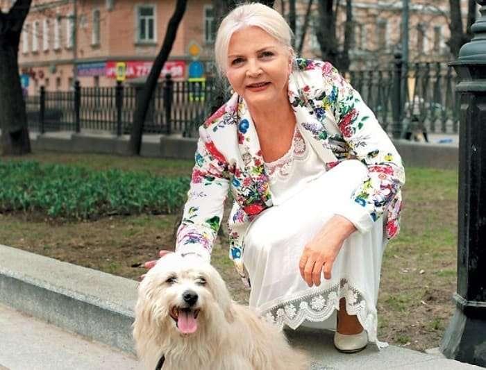 Легенды советского кино: Ольга Науменко (14 фото)