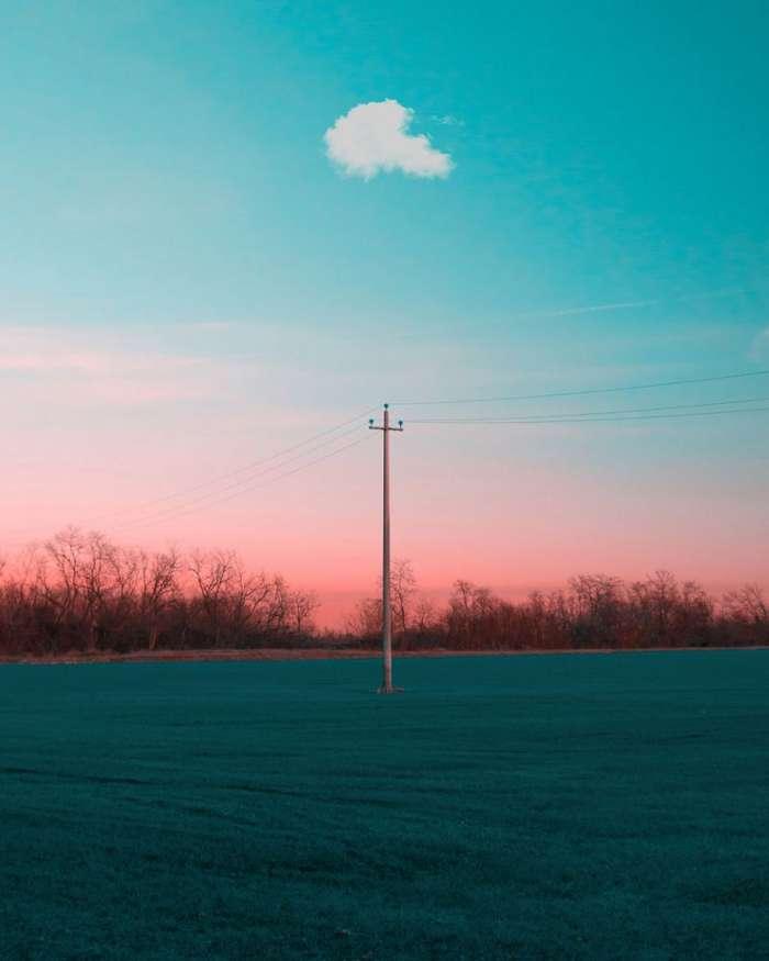 Мир глазами дальтоников с тританопией (17 фото)